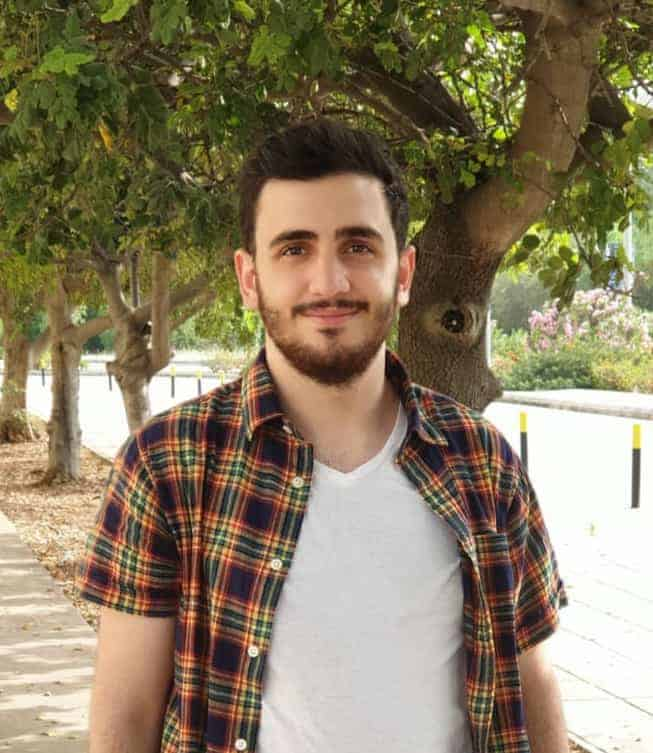 20 questions for: Mohammad Wehbe (#17) 2