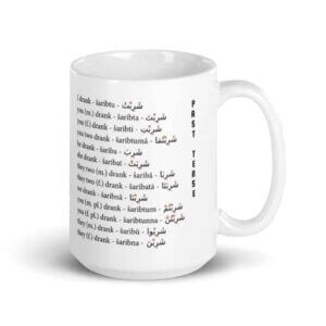 Educational mugs